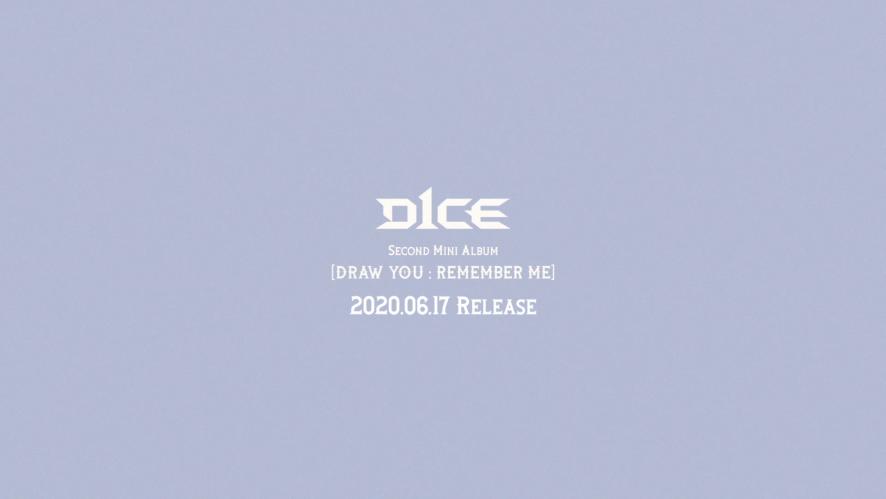 D1CE(디원스) '너를 그린다 (Draw You)' MV Teaser 1