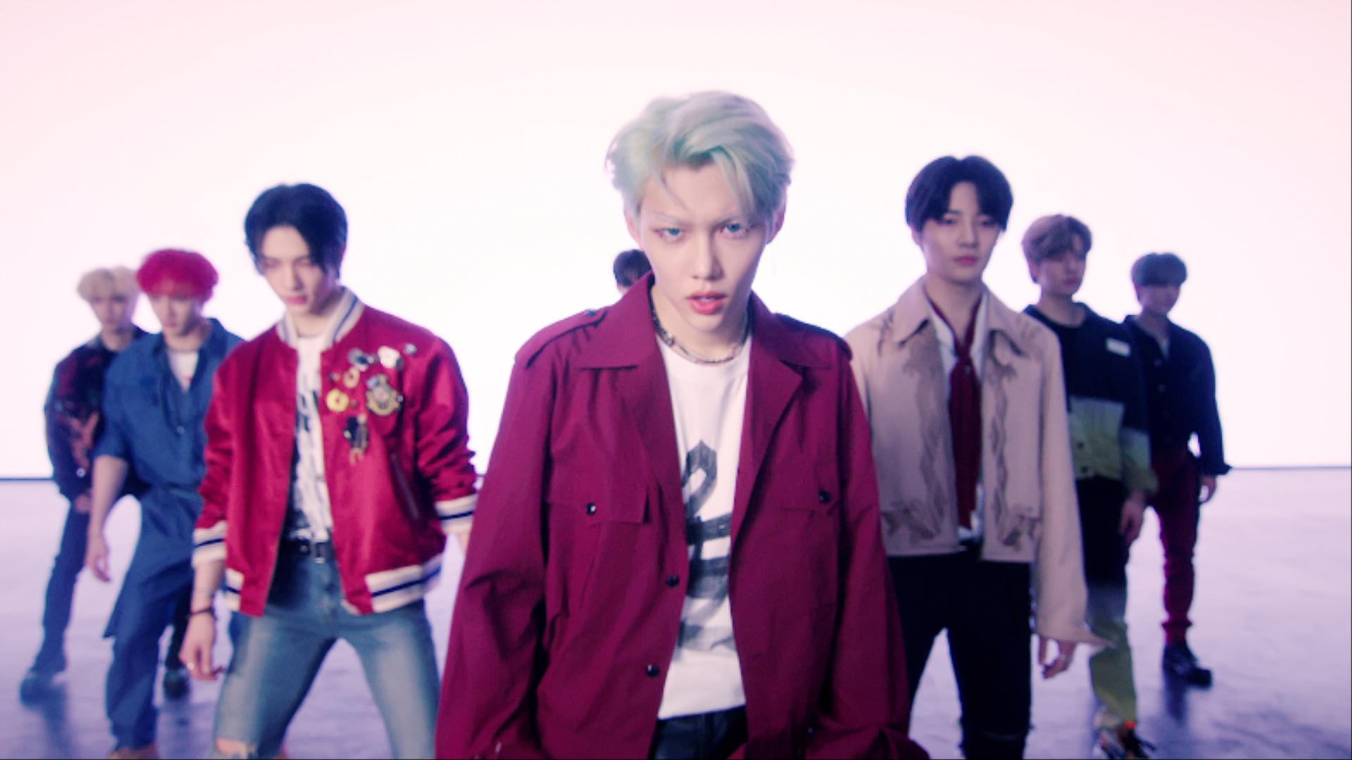 """Stray Kids(스트레이 키즈) <GO生> UNVEIL : TRACK """"TOP"""" (""""신의 탑"""" OST)"""