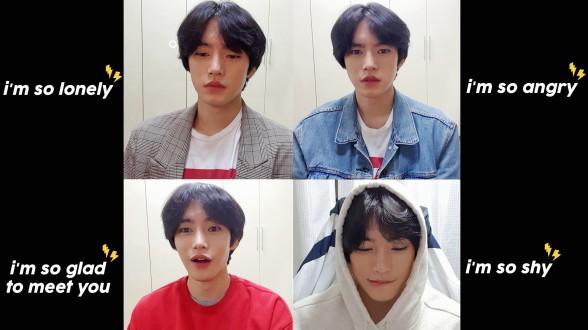 건국대 발라더 김원식의 모노드라마 (feat.아이돌 연습생 짬바)