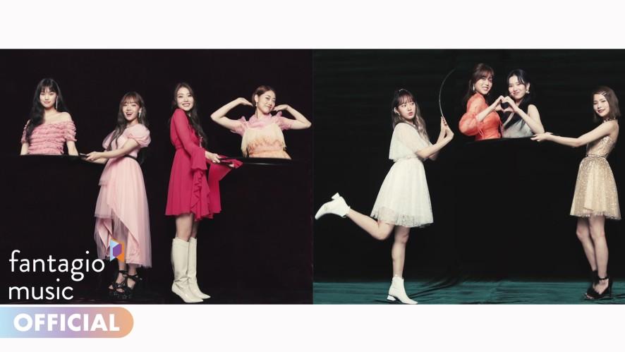 Weki Meki 위키미키 - 3rd Mini Album 'HIDE and SEEK' Highlight Medley