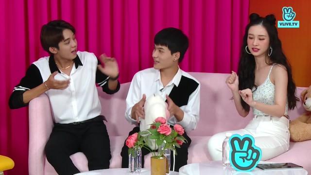 """[BTS V HEARTBEAT weekly EPI 89] - X2X """"lỡ dạy"""" Jun Vũ Rap và cái kết"""
