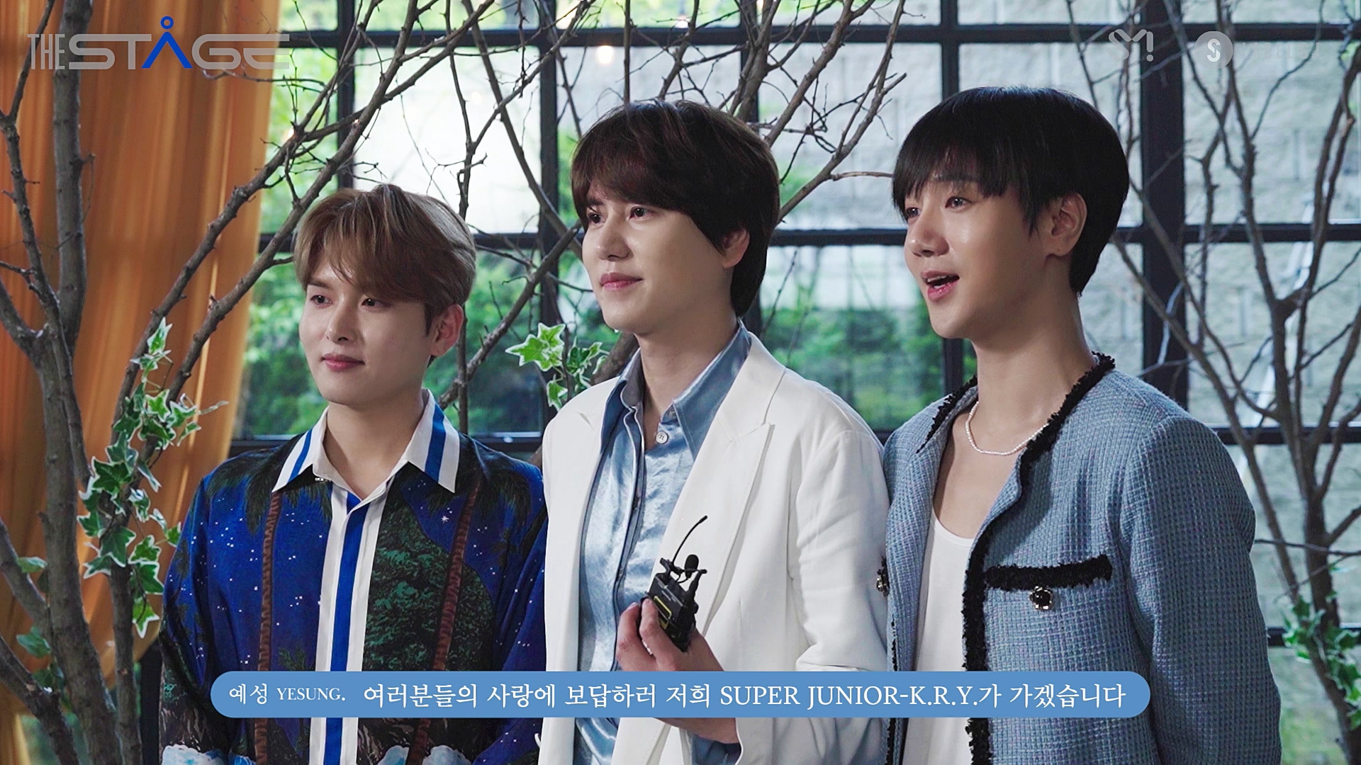 SUPER JUNIOR-K.R.Y. THE STAGE Behind The Scenes