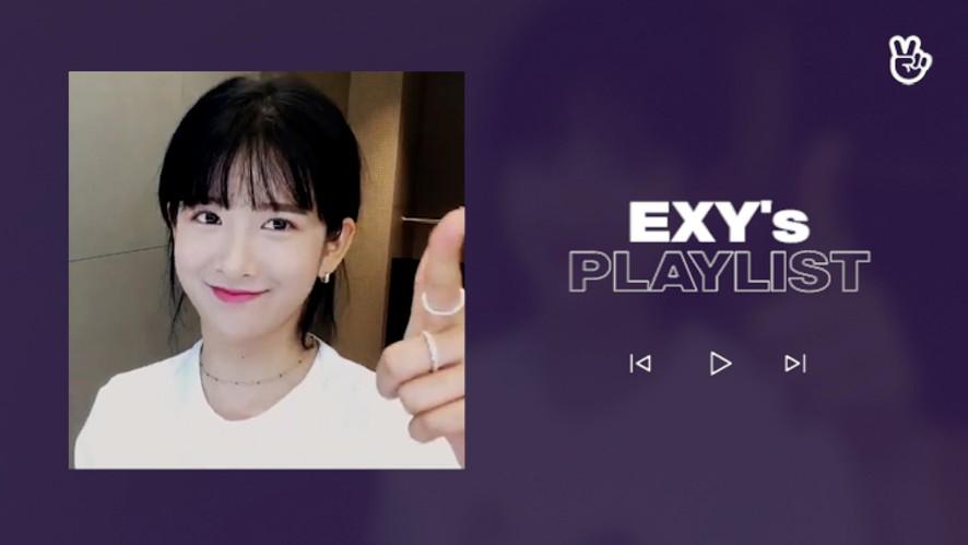 [VPICK! Playlist] WJSN EXY's Play List🦁🎶
