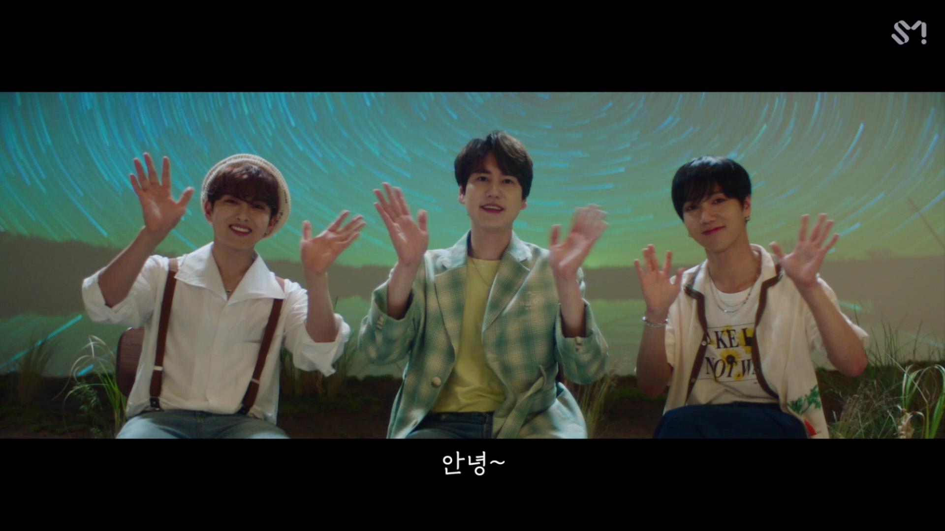 [STATION] K 규현 R 려욱 Y 예성의 별을 노래하는 시간✨ #비하인더스테이션