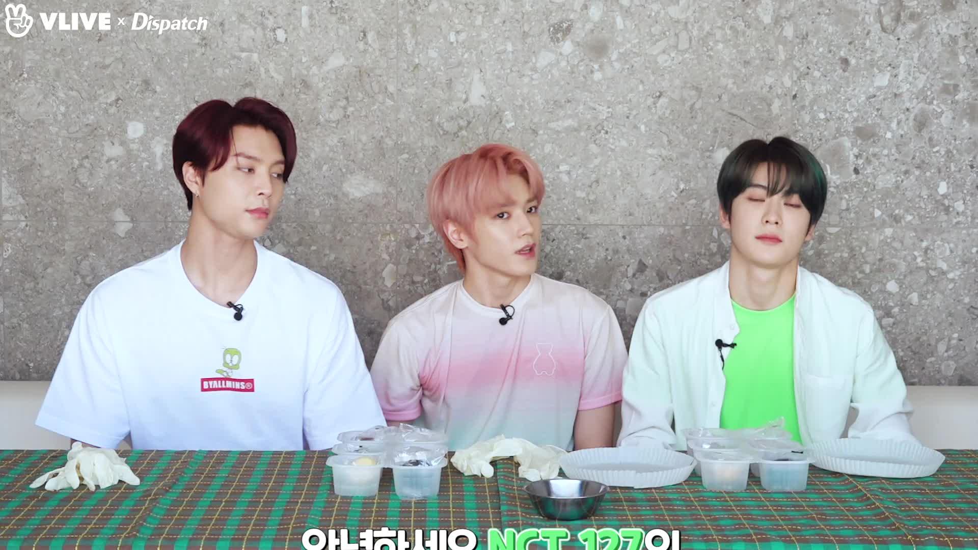 "[ⓓxV] ""우리칠베이커리 OPEN ③"" (쟈니, 태용, 재현 : NCT 127)"