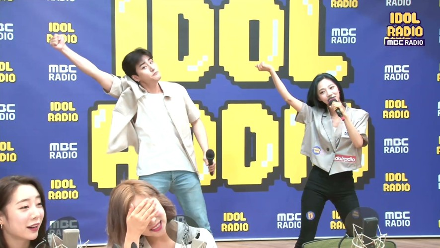 영케이&여름의 'BUTTERFLY' 날개춤 배우기