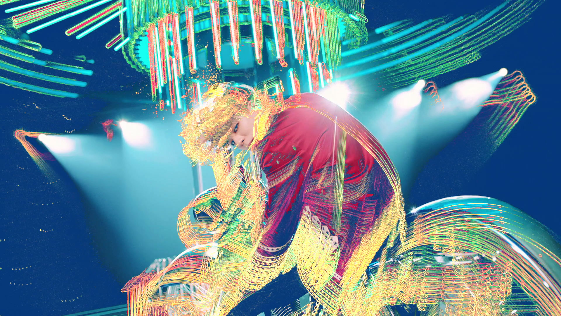 NCT DREAM 엔시티 드림 'Ridin' (Will Not Fear Remix)' MV