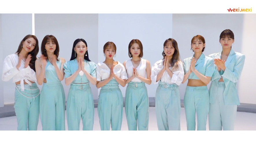 Weki Meki 위키미키 -  3rd Mini Album 발매기념 Greeting to KILING