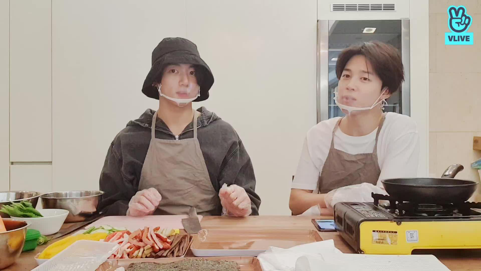 오늘은 내가 진짜 김밥 요리사