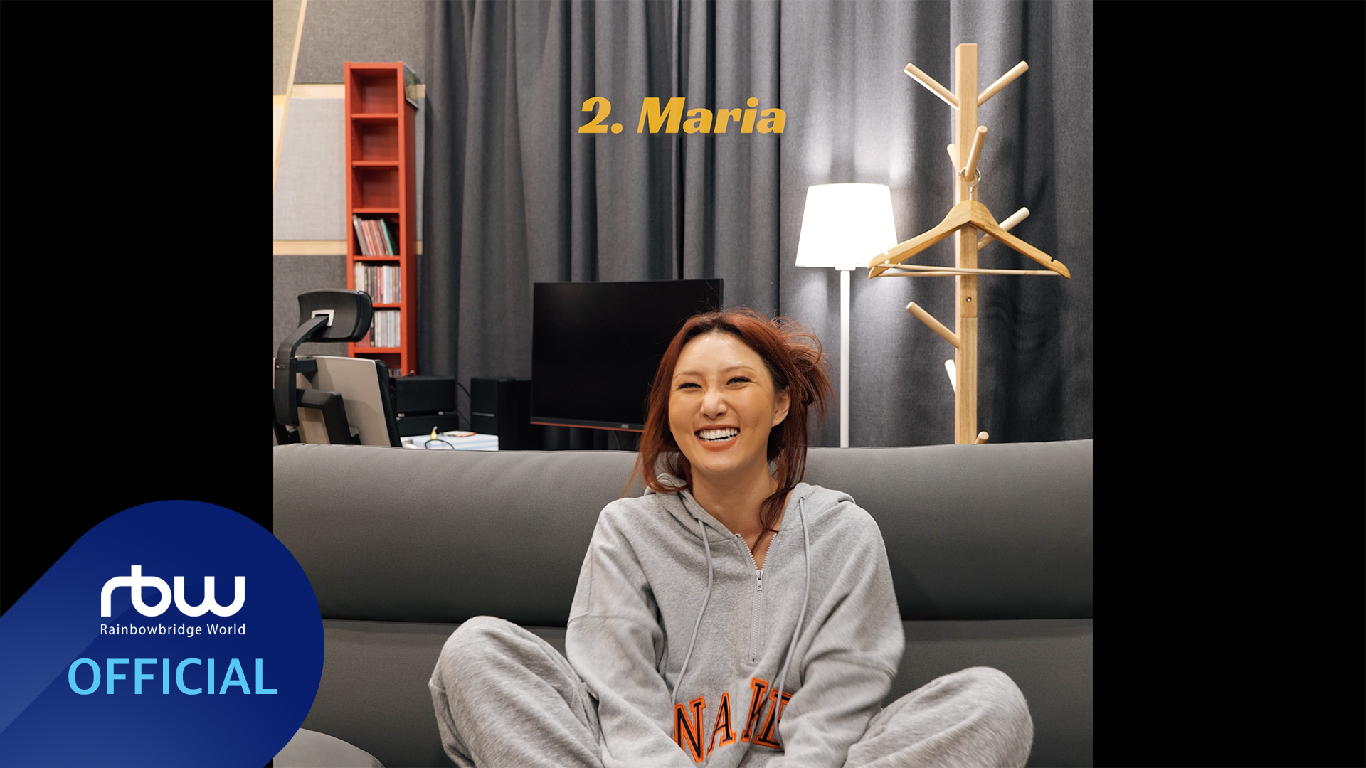 [화사] 1st Mini Album [María] Track List