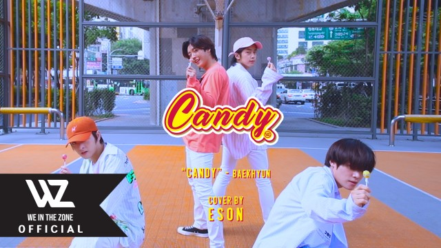 [COVER] Candy - ESON of WE IN THE ZONEㅣBAEKHYUN