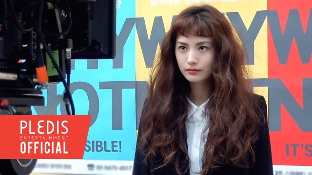 [나나] KBS2 드라마 '출사표' 티저 촬영 비하인드