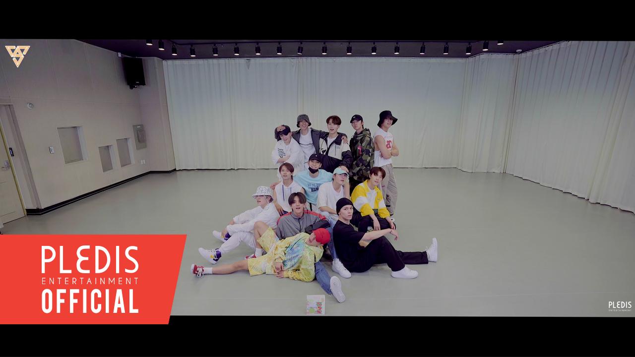 [Choreography Video] SEVENTEEN(세븐틴) - Left & Right