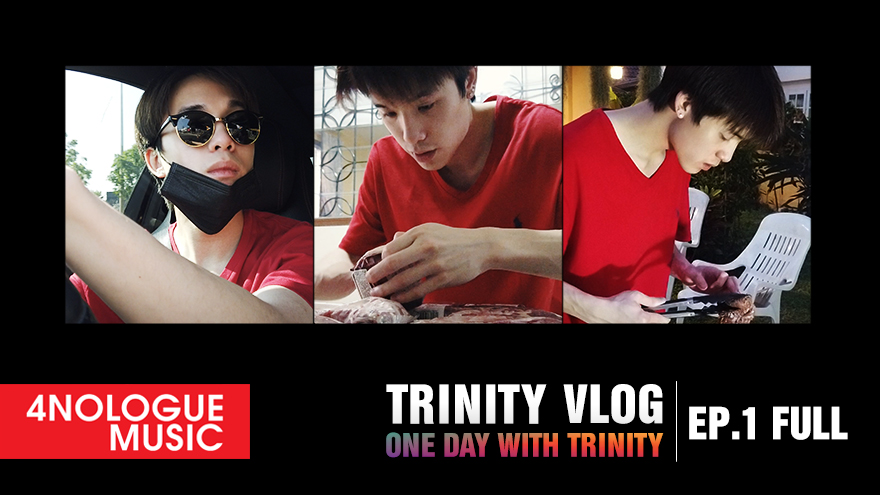 TRINITY VLOG : ONE DAY WITH TRINITY EP.1 l JAMES