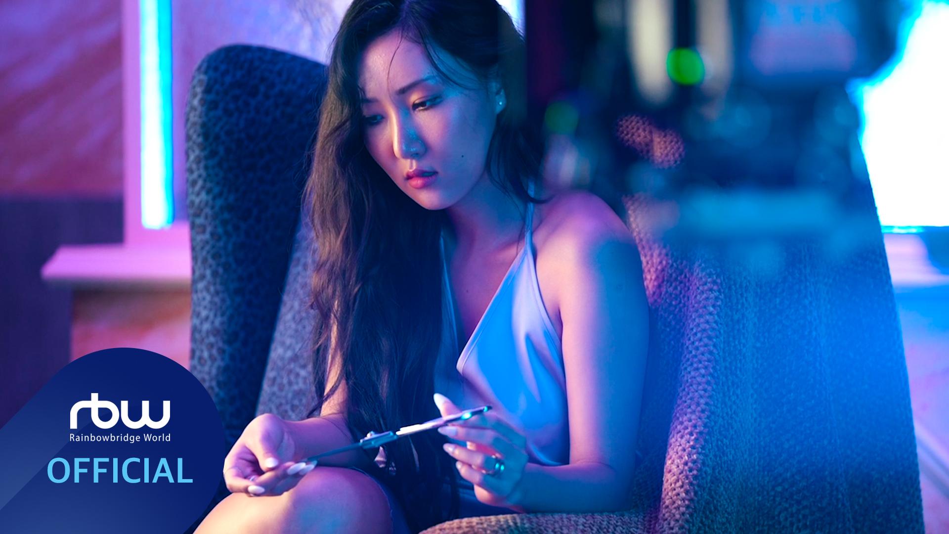 [화사] '마리아(Maria)' MV Making Film