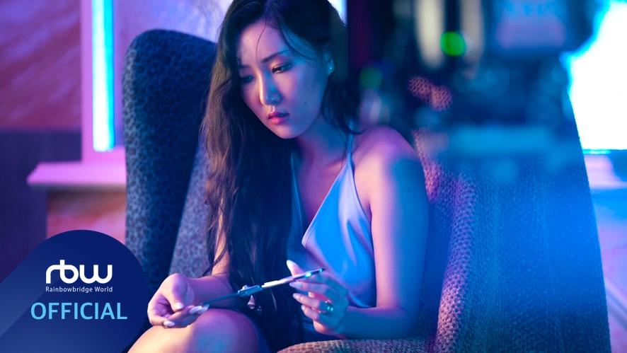 "[Hwa Sa] ""Maria"" MV Making Film"