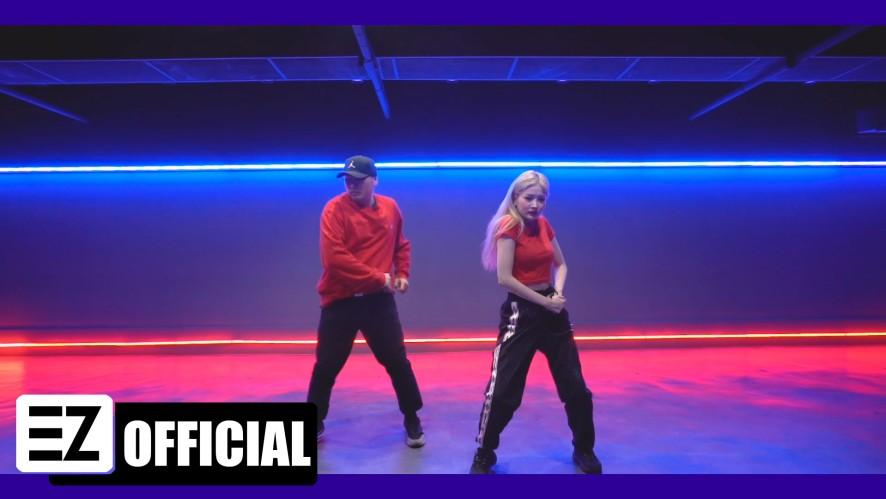 키아라(KARA) BLOO - Downtown Baby (Choreography by Kiara&Groovechan)