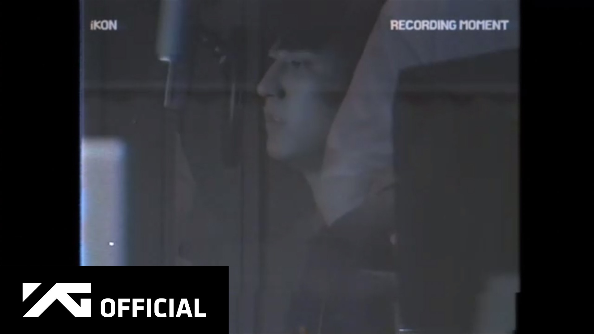 iKON-ON : 녹음실 모먼트