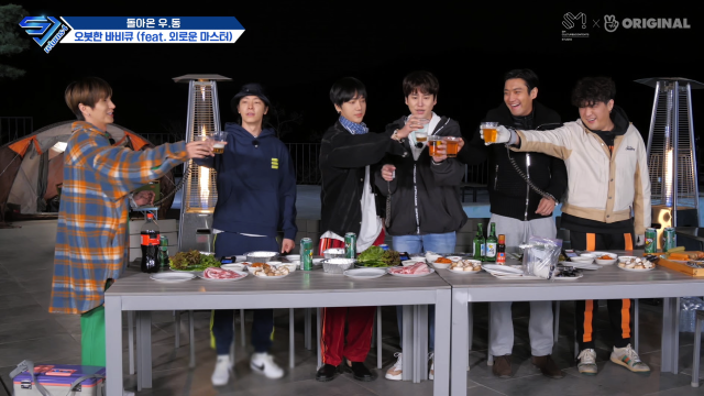 SJ Returns 4 EP24 - SJ's Warm Finish♥︎ Deep Talk Between Friends
