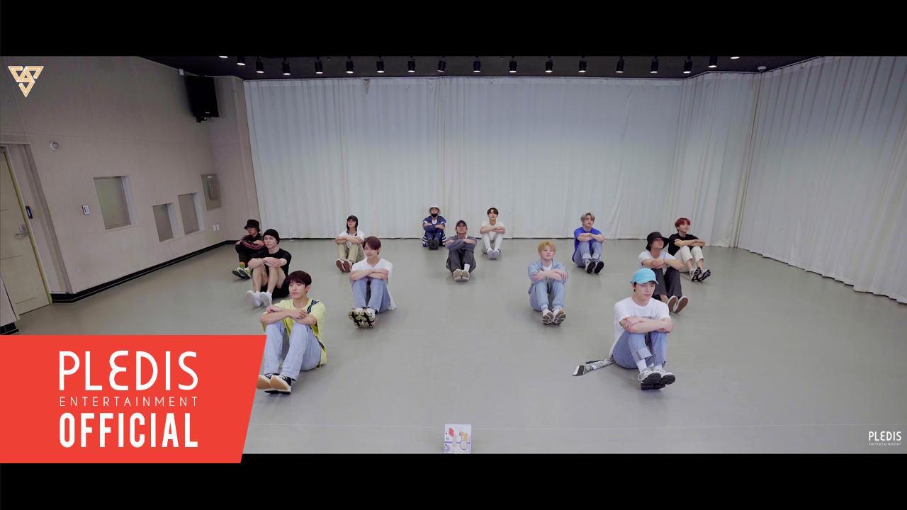 [Choreography Video] SEVENTEEN(세븐틴) - My My