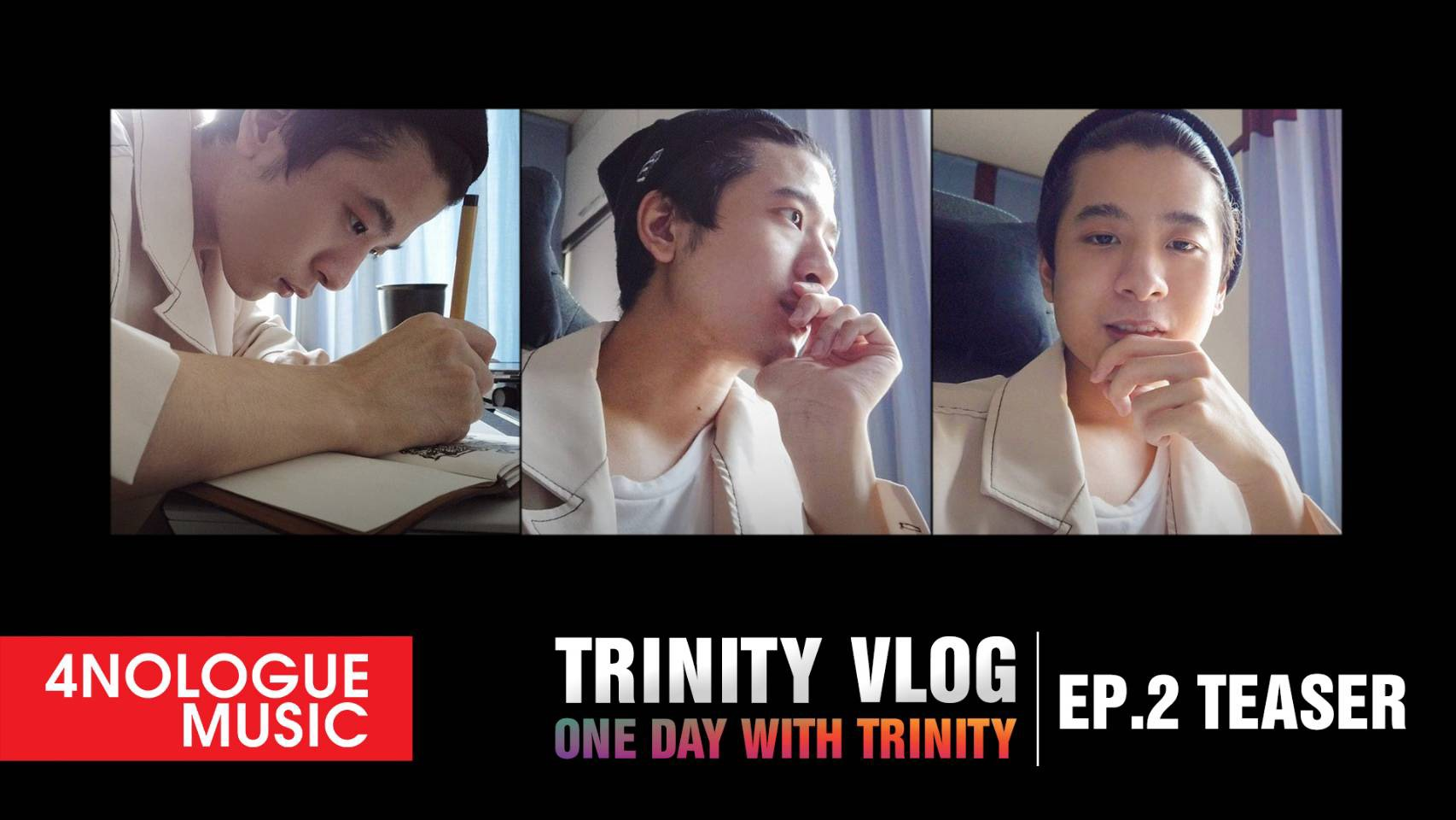 TRINITY VLOG : ONE DAY WITH TRINITY EP.2 l TEASER