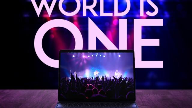 [Full] WORLD IS ONE (코로나19 극복을 위한 K-POP Global Donation Concert)