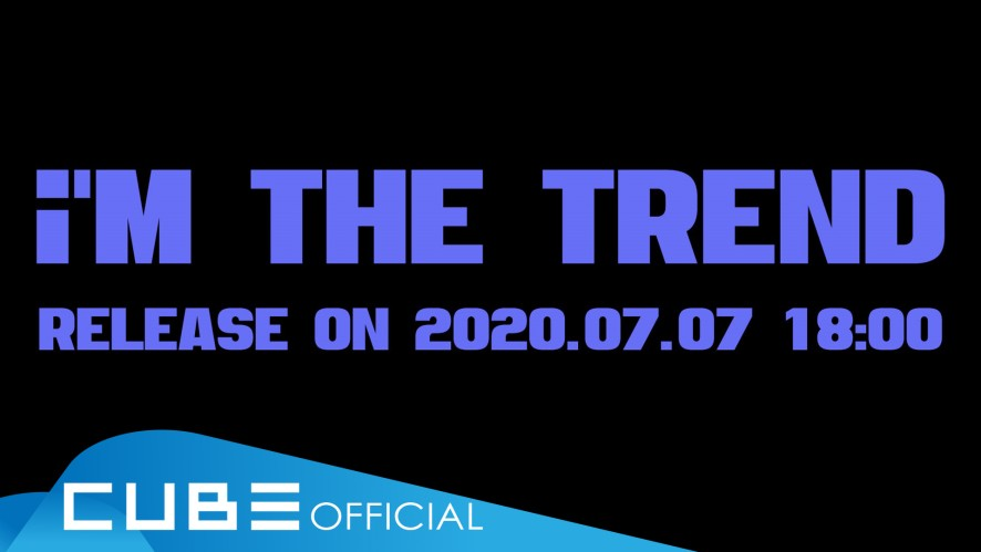 (G)I-DLE - 'i'M THE TREND' Special Clip Teaser