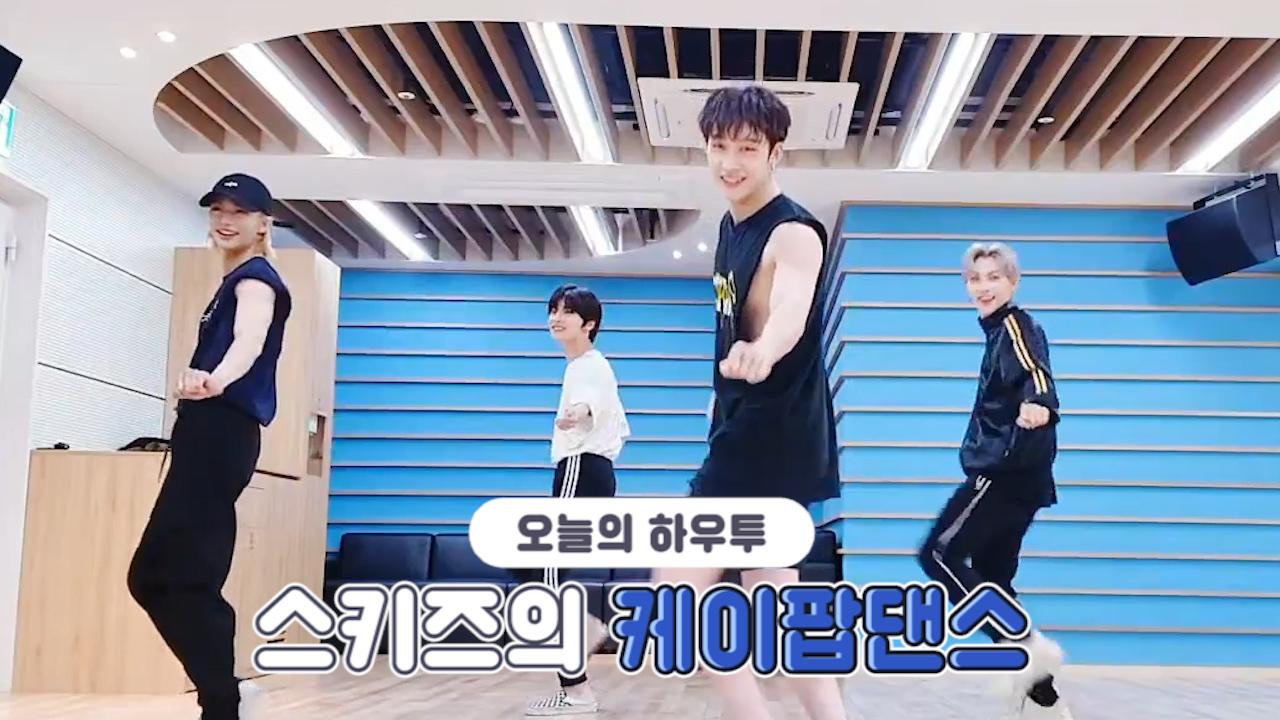 [VPICK! HOW TO in V] 스트레이키즈의 케이팝댄스🎶 (HOW TO DANCE Stray Kids's K-pop dance)