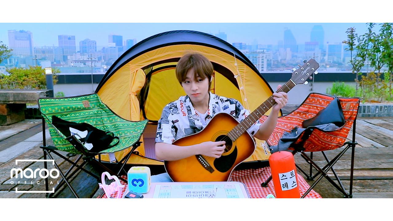 [Wink Arcade 2] 지훈이의 나홀로 캠핑  🏕