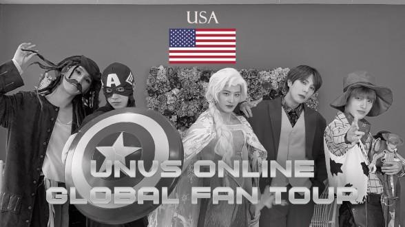 UNVS Global Fan Tour #USA (ENG SUB)