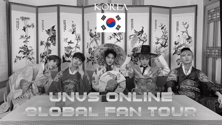 UNVS(유엔브이에스) - ONLINE GLOBAL FANTOUR #THEFINAL #KOREA (ENG SUB)