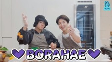 [V PICK!] Jimin & Jungkook Membuat Kimbab!