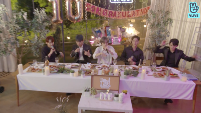 [Full] TEEN TOP X Eating Show - 틴탑 X 같이 먹어요