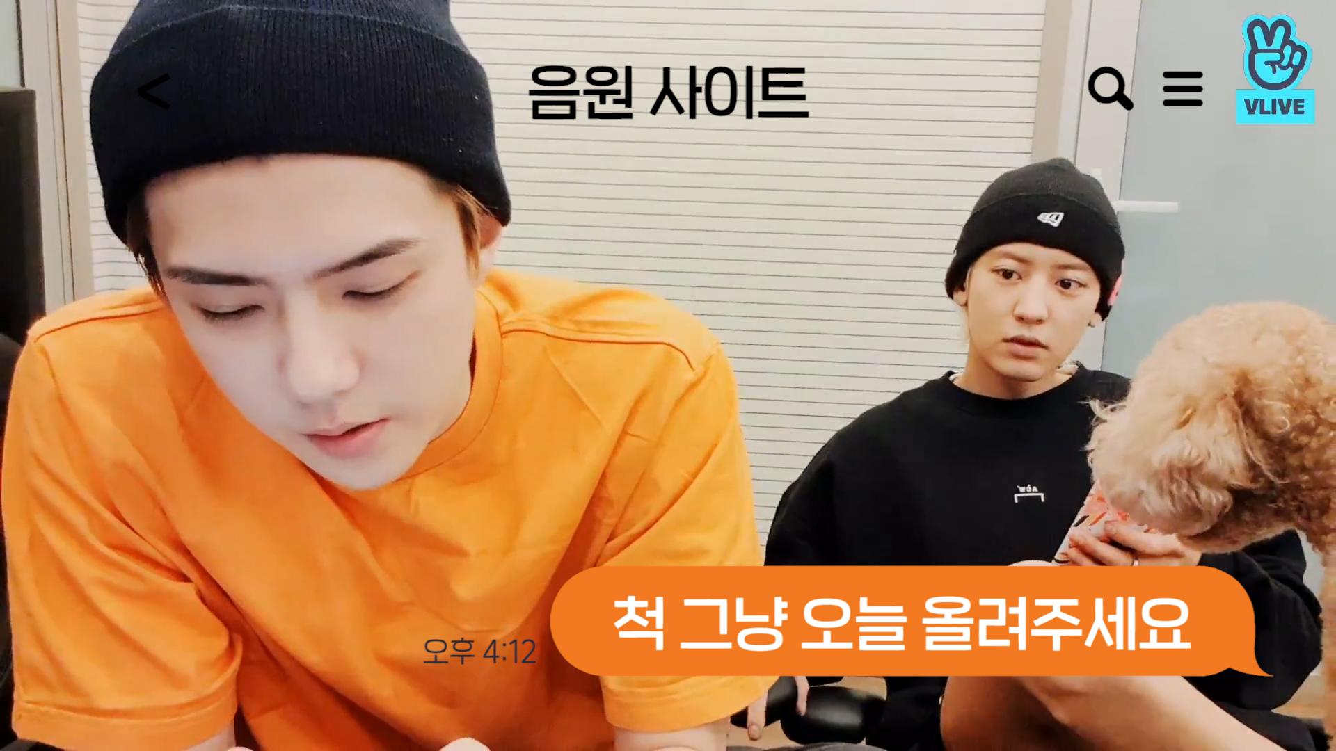 [EXO] 다음 생에도 세찬이들 기억 가지고 태어나게해주세요🙏💭 (SEHUN&CHANYEOL revealing Telephone)