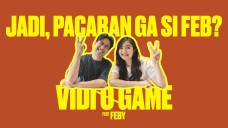 Vidi-O-Game - Febby Rastanty (Part 1)