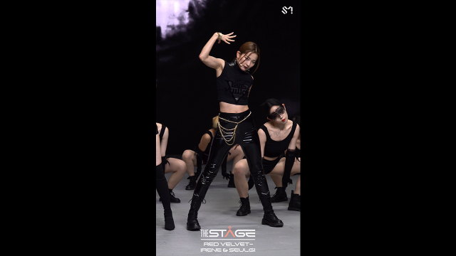 [SEULGI Focus] Red Velvet - IRENE & SEULGI 'Monster' (Top Note Ver.) @ IRENE & SEULGI THE STAGE