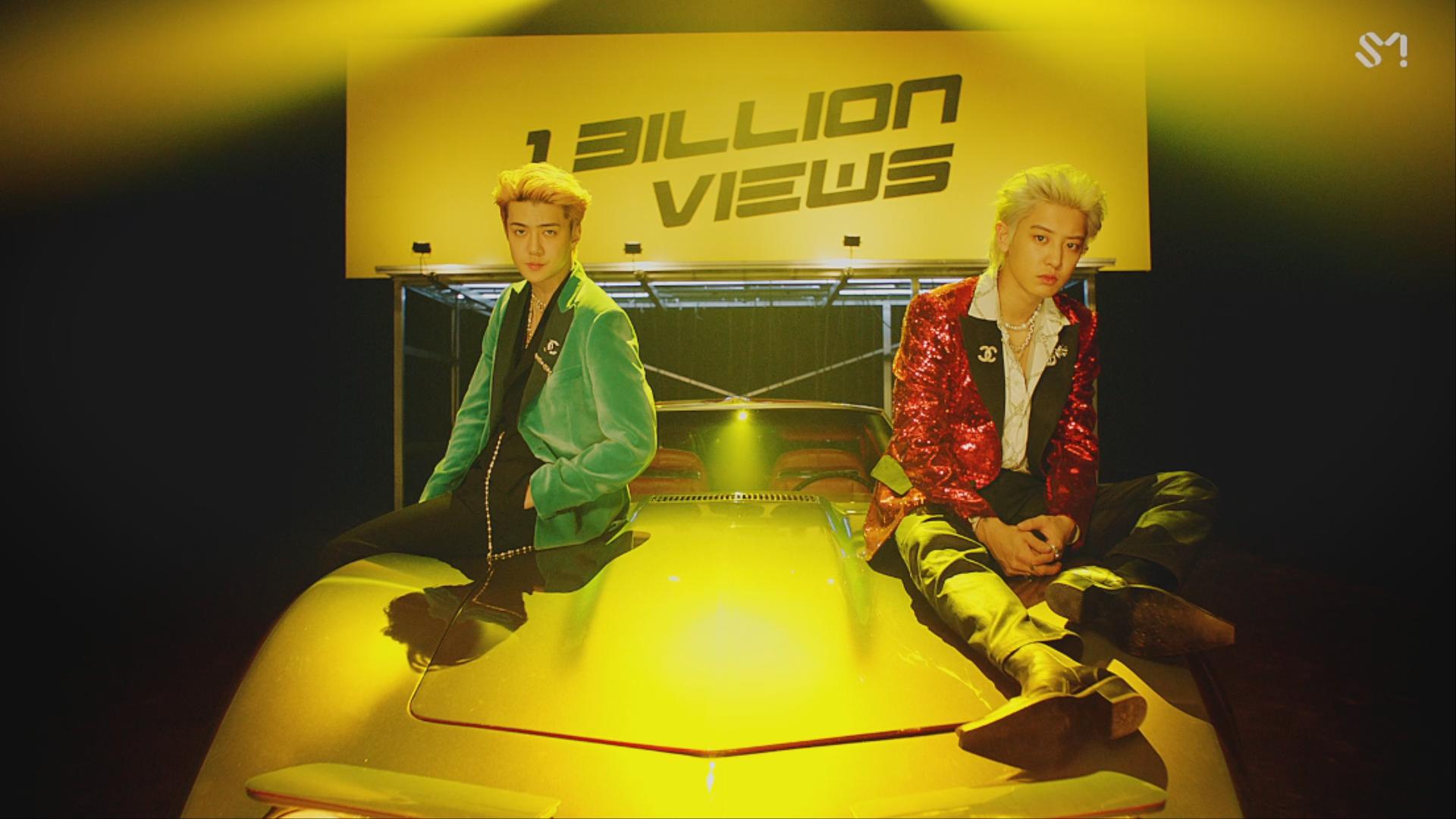 EXO-SC 세훈&찬열 '10억뷰 (1 Billion Views) (Feat. MOON)' MV
