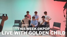 Live interview with Golden Child!