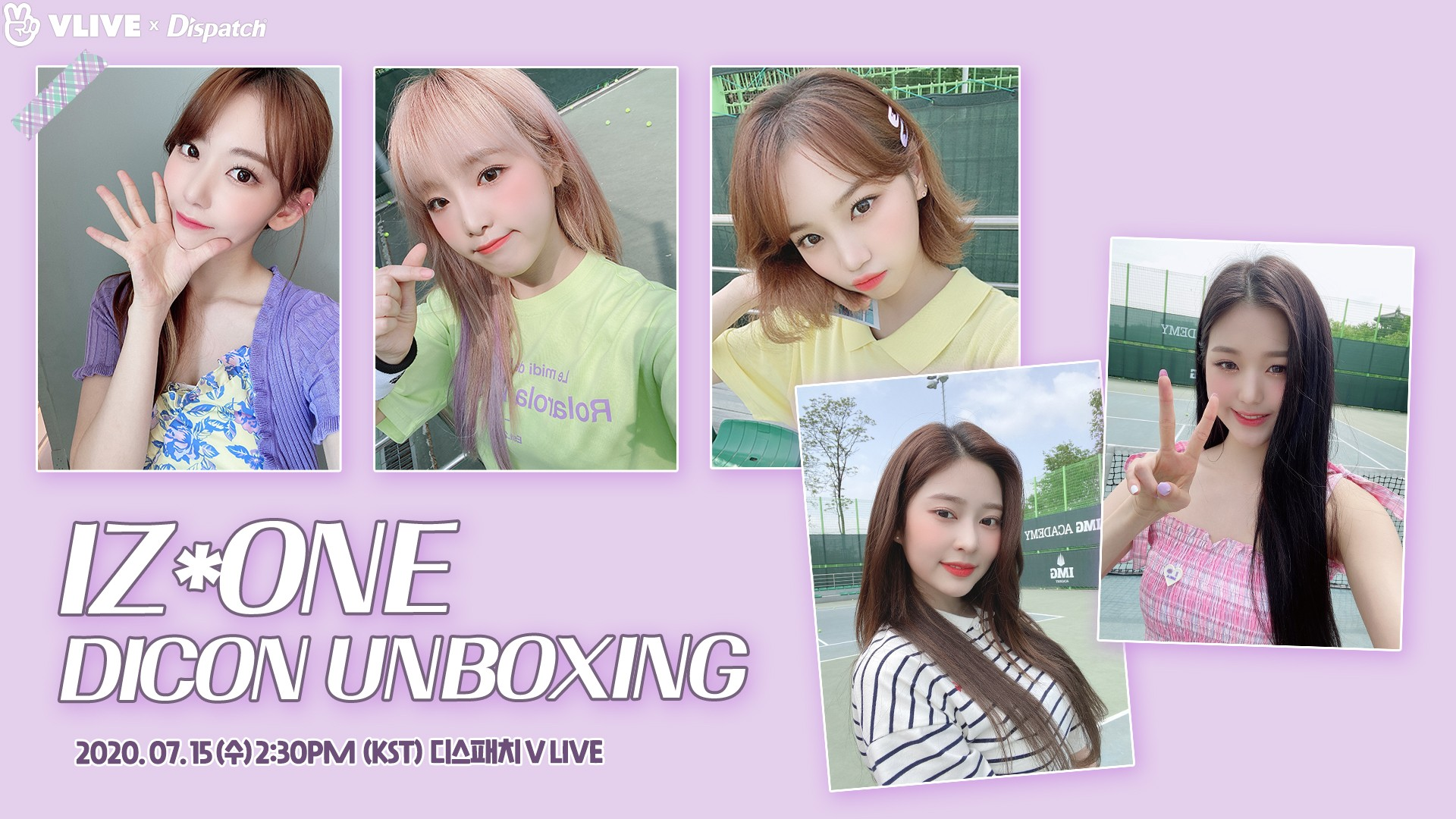 IZ*ONE DICON UNBOXING