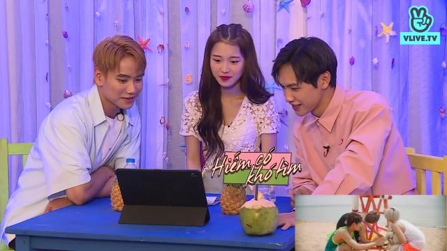 """JSOL - Han Sara - Trần Nhậm reaction MV """"Hiếm Có Khó Tìm"""""""