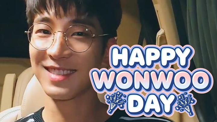 [SEVENTEEN] 귀여운 저너누 보따리에 쏙 넣어버려🐱❣️ (HAPPY WONWOO DAY!)