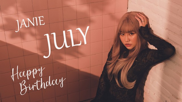 Janie - July ( Cover ) [ Noah Cyrus ]