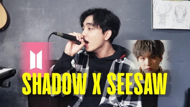 BTS SUGA (SHADOW X SEESAW)
