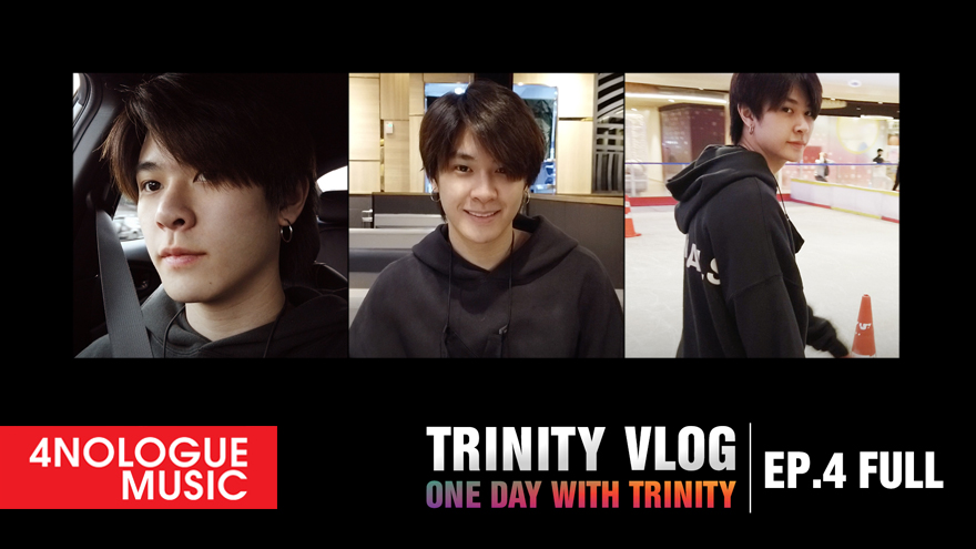 TRINITY VLOG : ONE DAY WITH TRINITY EP.4 l JACKIE