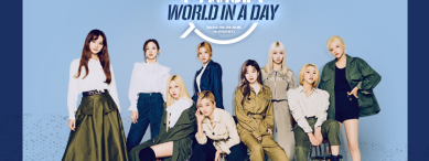 [Enter code number] Beyond LIVE - TWICE : World in A Day (Beyond LIVE + VOD)