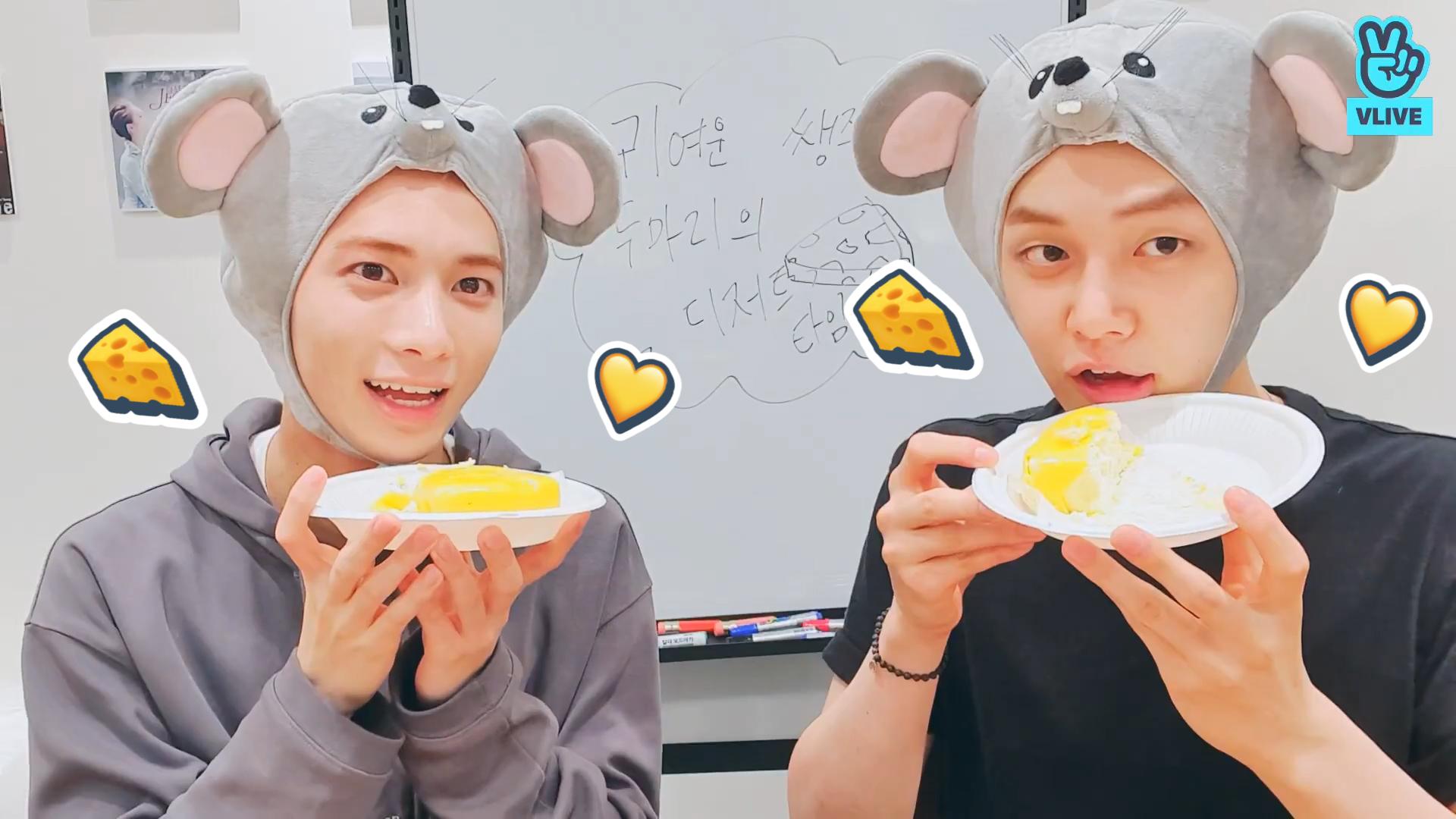 [TXT] 투바투의 행복으로 세계 평화 이뤄낸다🧀💛 (TAEHYUN&YEONJUN talking about when they are happy)