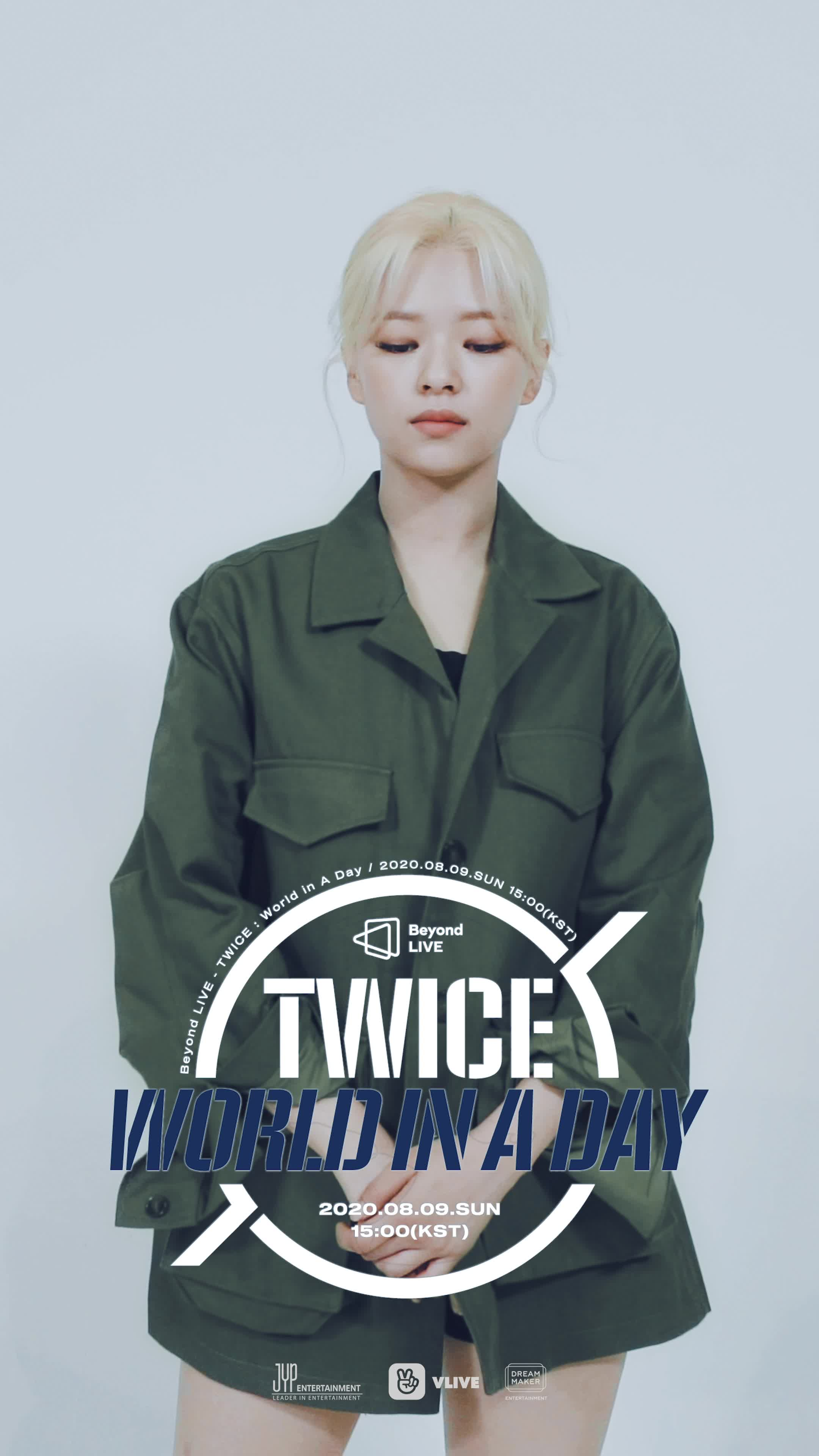[Beyond LIVE - TWICE : World in A Day] Moving Poster - JEONGYEON