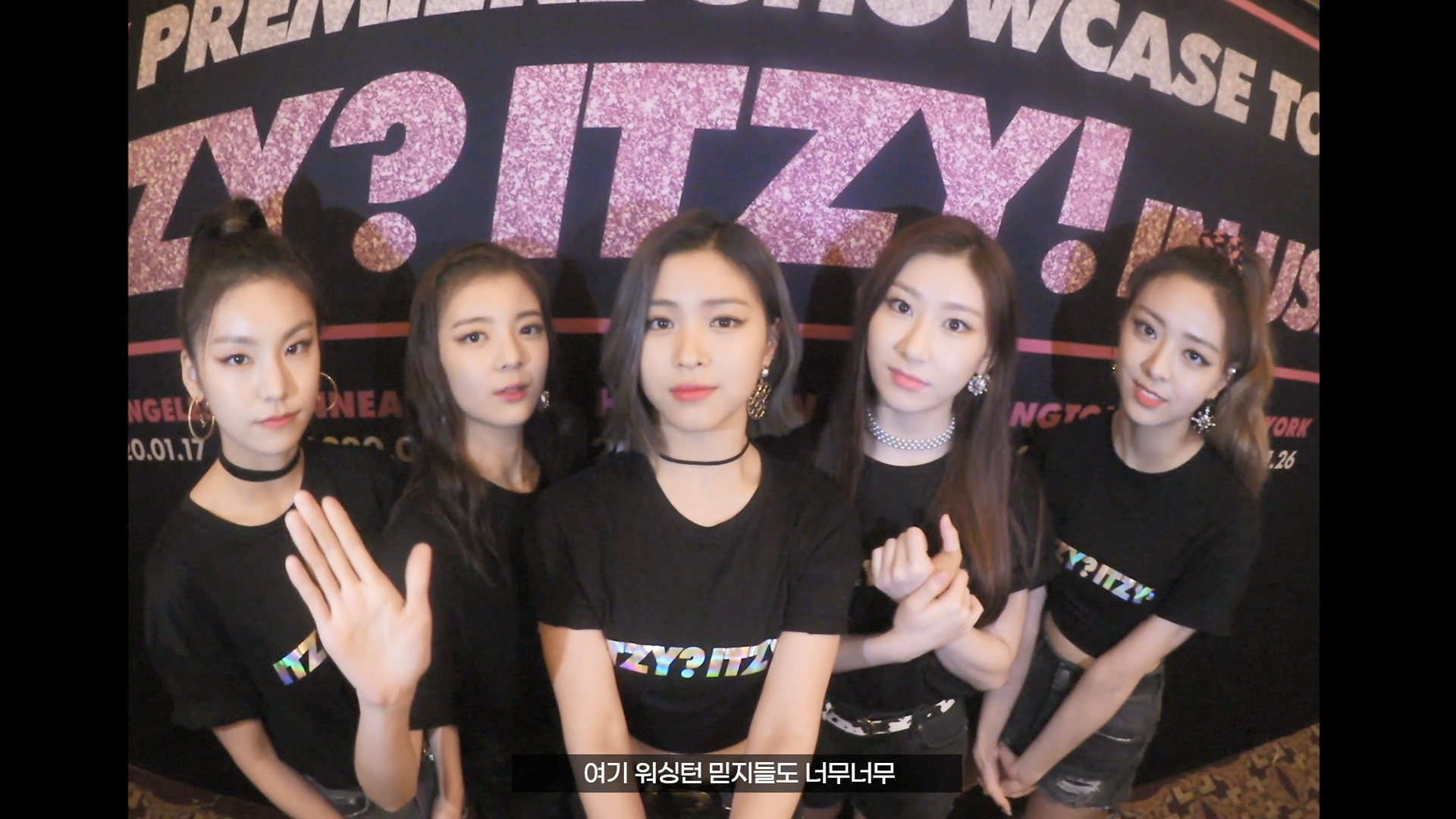 ITZY(있지) IT'z TOURBOOK in USA EP11