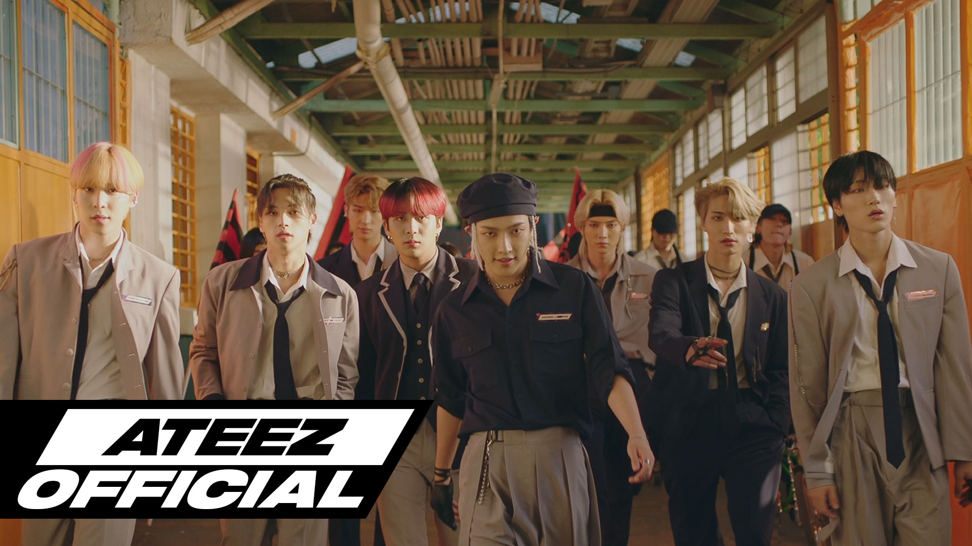 ATEEZ(에이티즈) - 'THANXX' Official MV Teaser