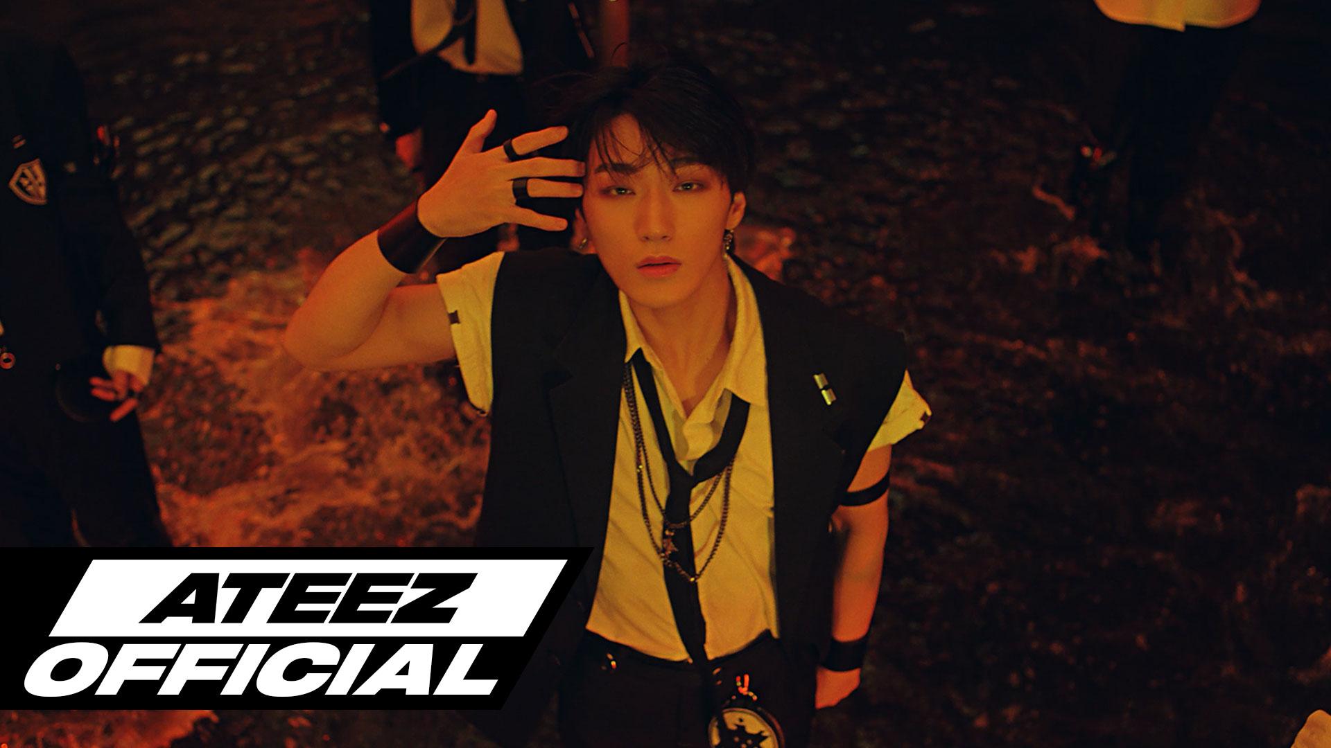 ATEEZ(에이티즈) - 'INCEPTION' Official MV